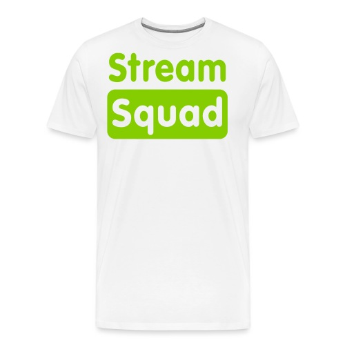 Stream Squad - Men's Premium T-Shirt