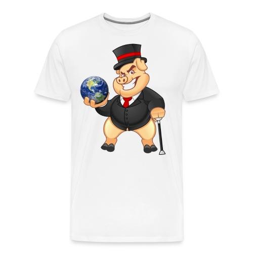 Pig NoName - Men's Premium T-Shirt