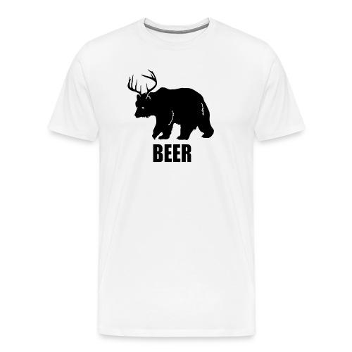 Macs Bear - Men's Premium T-Shirt