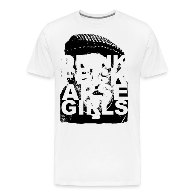 Father Jack DRINK FECK ARSE GIRLS | Men's Premium T-Shirt