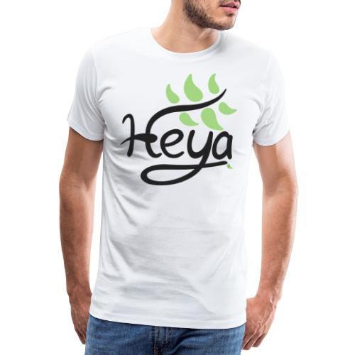 Heya - Men's Premium T-Shirt