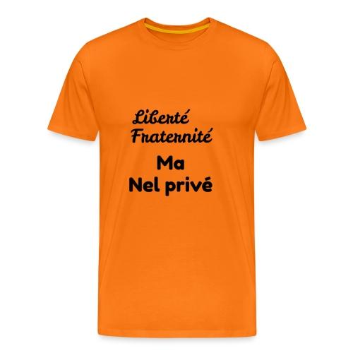 Libertè - Maglietta Premium da uomo