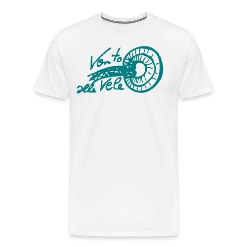 vento alle vele - Maglietta Premium da uomo