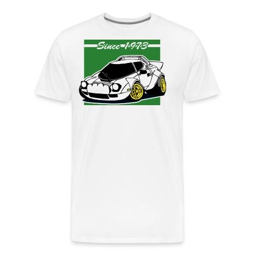Since 1973 png - T-shirt Premium Homme