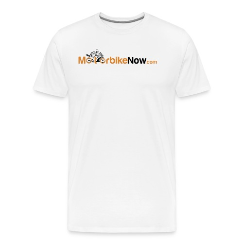 motorbike now.com - Men's Premium T-Shirt