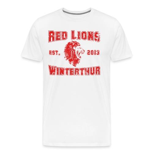Winterthur Vintage - Männer Premium T-Shirt