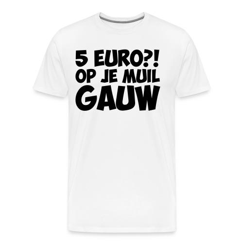 004 - Mannen Premium T-shirt