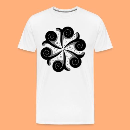 spirale - T-shirt Premium Homme