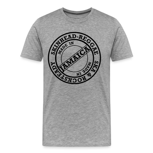 skinheadreggae_made_in_jamaica - Männer Premium T-Shirt