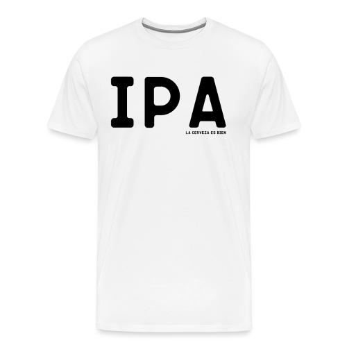 IPA - Camiseta premium hombre