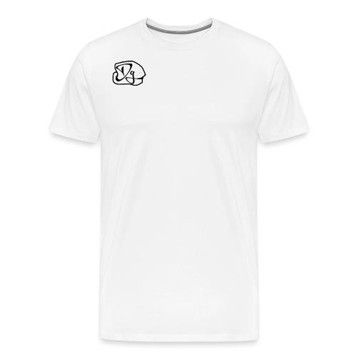 Dg T-shirt - Premium-T-shirt herr
