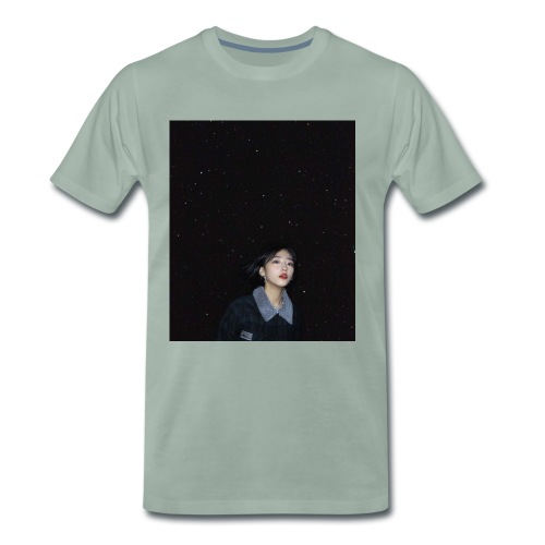 Moon! - Men's Premium T-Shirt