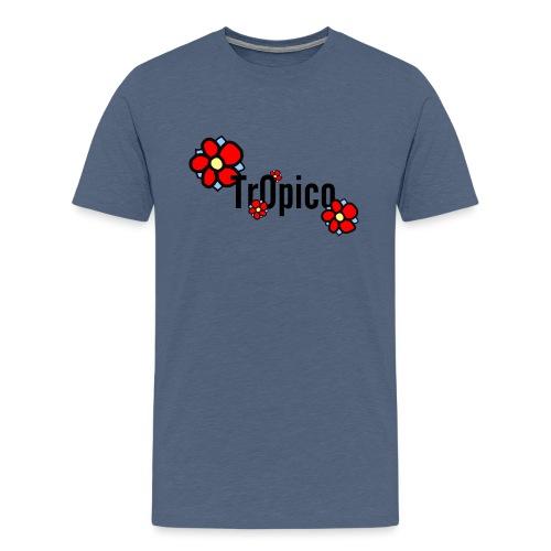 tr0pico - Mannen Premium T-shirt
