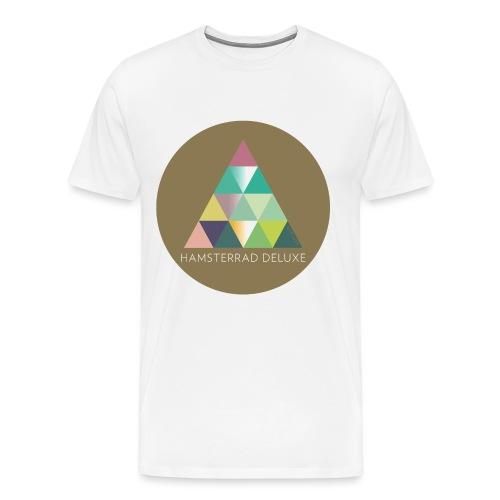 khpp7_Hamsterrad - Männer Premium T-Shirt