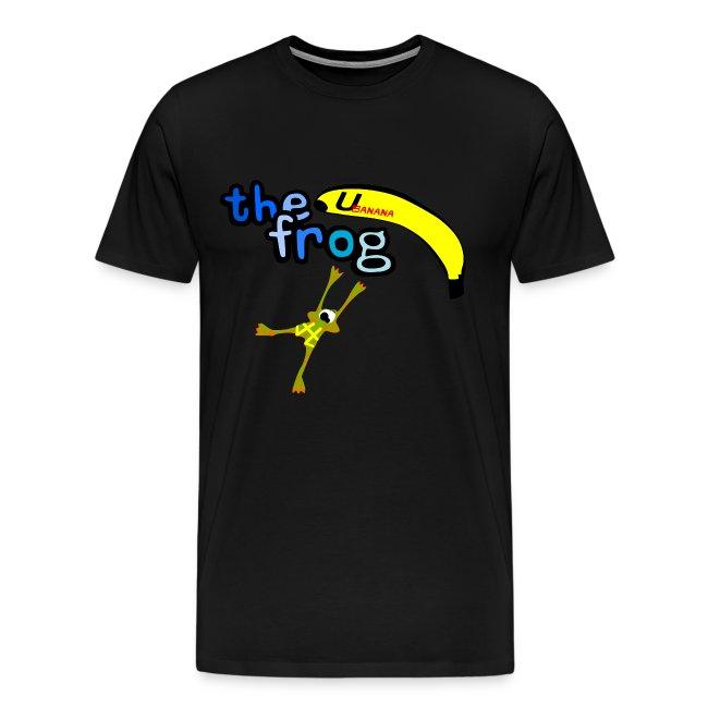 frog banana