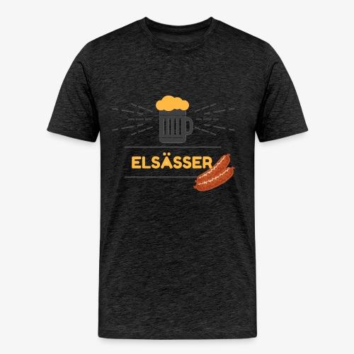 ELSÄSSER - T-shirt Premium Homme