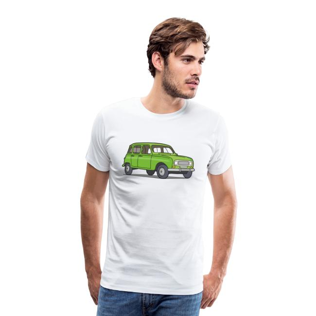 Grüner R4 (Auto)
