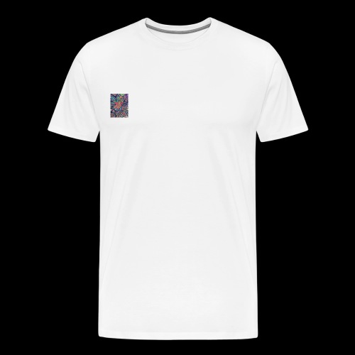 smoke-weed - T-shirt Premium Homme