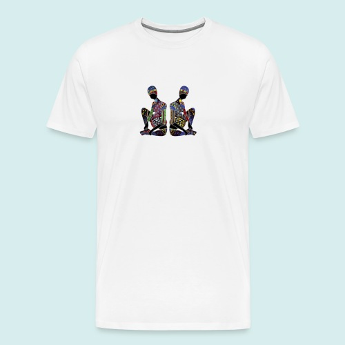 religionC png - Men's Premium T-Shirt