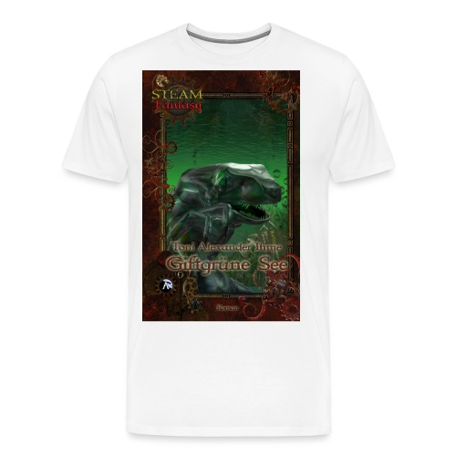 Cover SteamFantasy 2 - Männer Premium T-Shirt