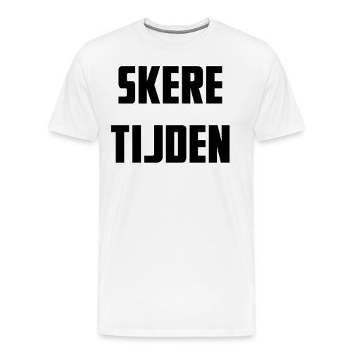 skeretijden2 - Men's Premium T-Shirt