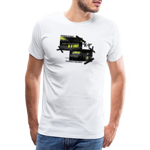 K-9 UNIT SENTENCED TO DEATH - Männer Premium T-Shirt