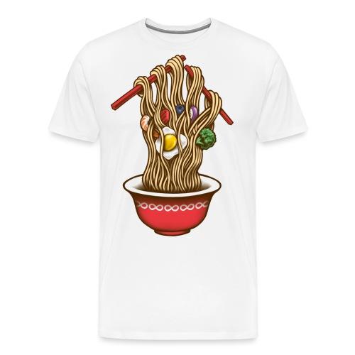 Infinity Noodles - Men's Premium T-Shirt