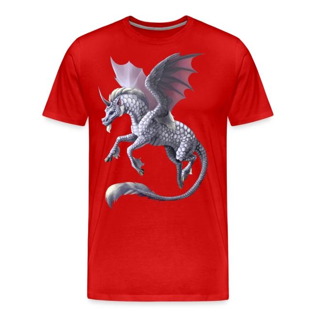 unicorn dragon