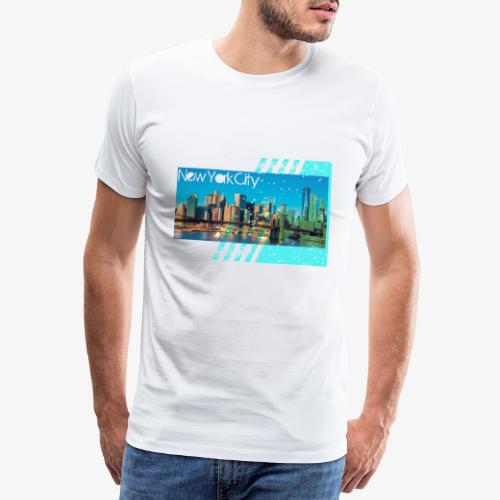 New York City - Camiseta premium hombre