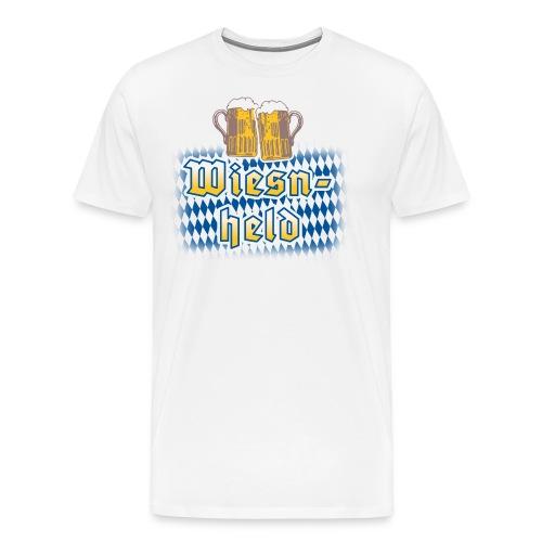der Wiesnheld - Männer Premium T-Shirt