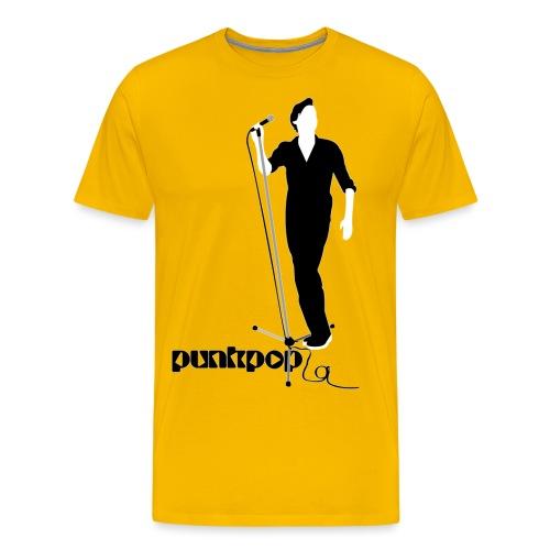 Beautiful Suede PunkPop - Maglietta Premium da uomo