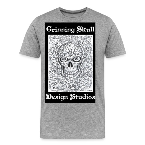 grims1 jpg - Men's Premium T-Shirt