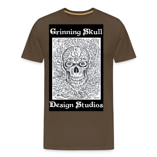 grims1 jpg - Men's Premium T-Shirt