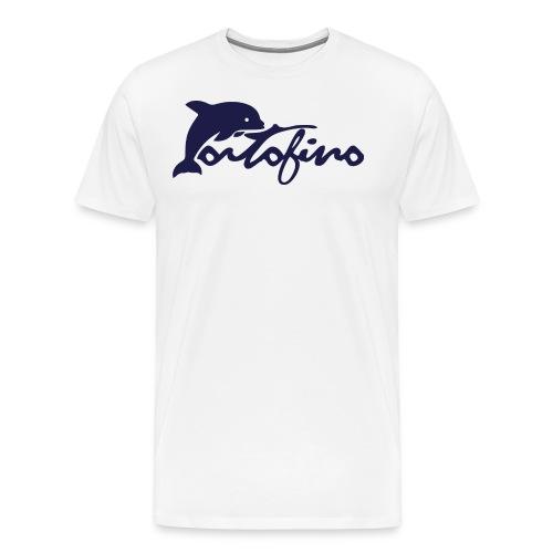 portofino 2019 NAVY - Men's Premium T-Shirt