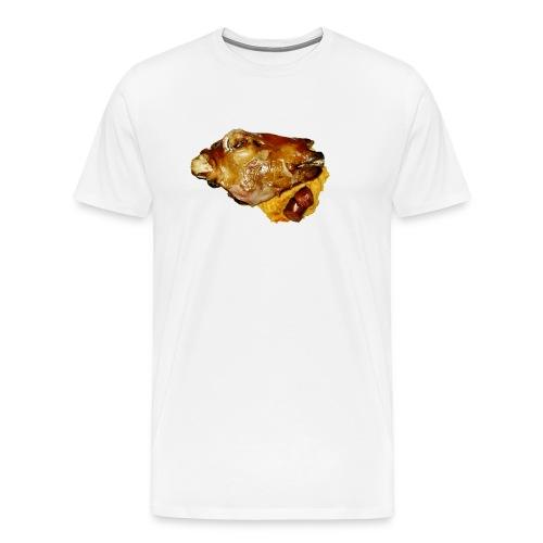 smalahove_served - Premium T-skjorte for menn