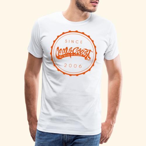 ecc Logog 3 - Männer Premium T-Shirt