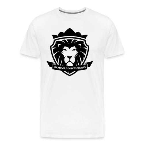 Geneva conventions - T-shirt Premium Homme