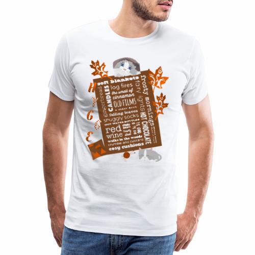 HYGGE MOMENTS - Men's Premium T-Shirt