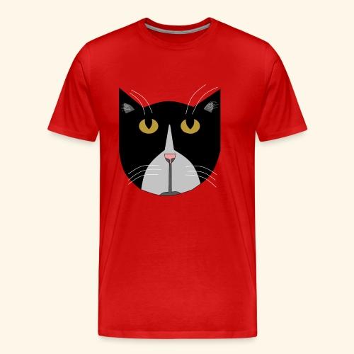 Muikkunen DESING - Miesten premium t-paita