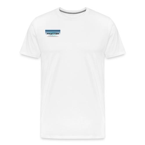 Frontier designs merchandise - Men's Premium T-Shirt