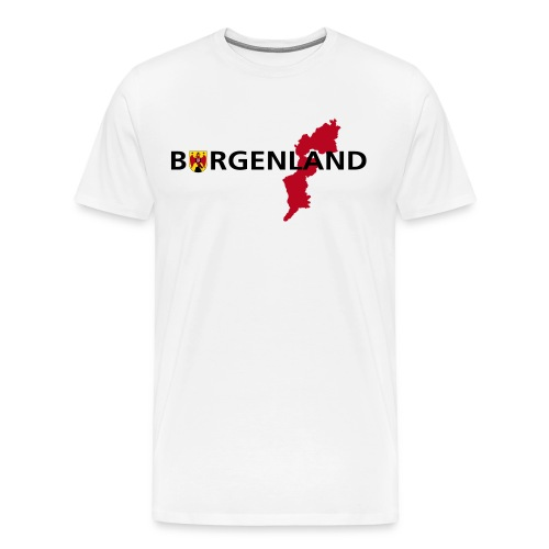 Burgenland - Männer Premium T-Shirt