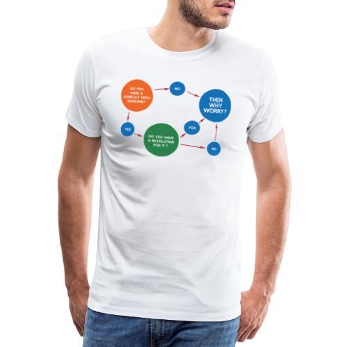 Conflict & Resolution - Männer Premium T-Shirt