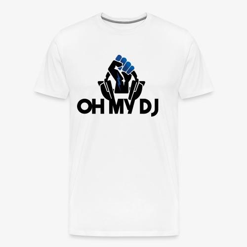 Ibiza Oh My DJ - T-shirt Premium Homme