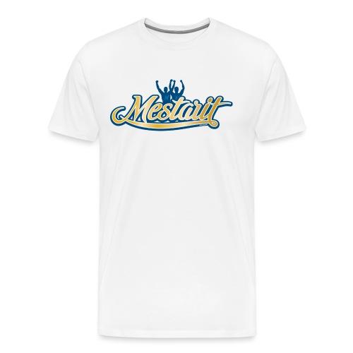 Mestareiden Fanituotteet - Miesten premium t-paita