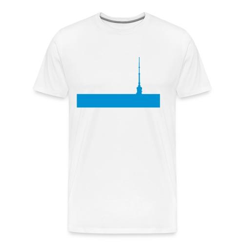 Fernsehturm Berlin - Männer Premium T-Shirt