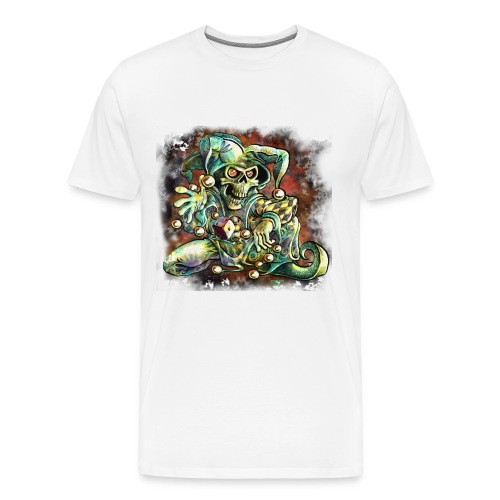Joker png - Männer Premium T-Shirt