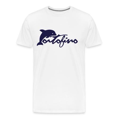 portofino 2019 NAVY - Men's Premium T-Shirt