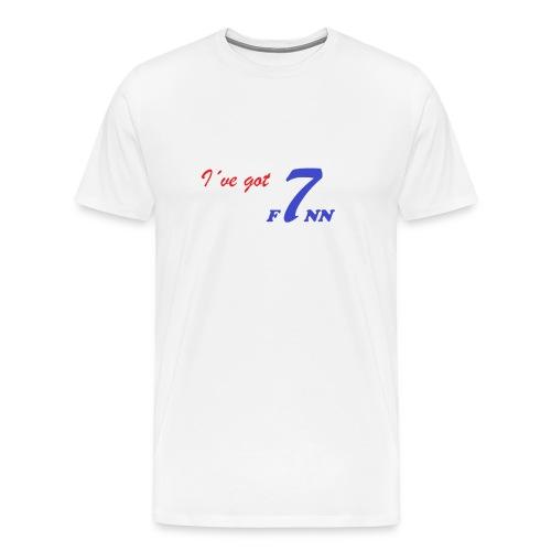 F7NN 7 - Männer Premium T-Shirt