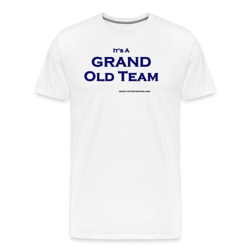 grandold team firew png - Men's Premium T-Shirt