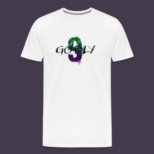 Logo 2 - Männer Premium T-Shirt